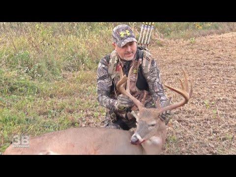 3B Outdoor TV  Ohio Monster Buck Archery Hunt wFreddie Neeley