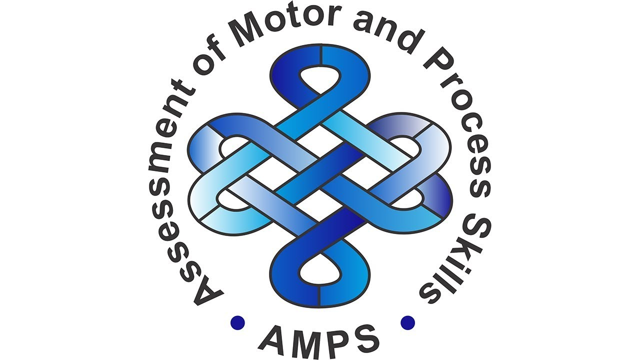 Introduction to the Assessment of Motor and Process (AMPS) - YouTube