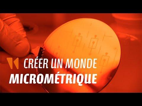 Aventures microfluidiques #2 : Créer un monde micrométrique