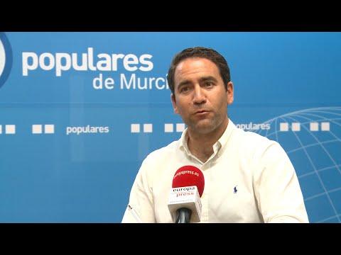 """García Egea: """"Pablo"""