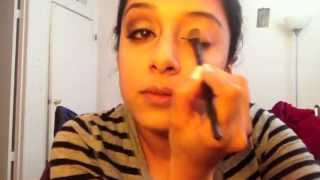 BROWN EYE SHADOW TUTORIAL- FOR BROWN EYE 5-6-12 (HD) Thumbnail