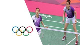 Badminton Women's Doubles - Korea v China | London 2012 Olympics