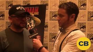 Sam Liu, Director - Batman: The Killing Joke - SDCC 2016