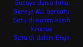 1 Malaysia. Satu Suara. Doa Dalam Lagu.