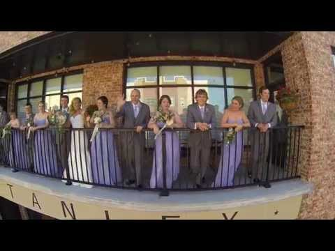 Sarah and Joe Cinematography wedding by Bussen Productions Stanley Hall Lee Summit MO