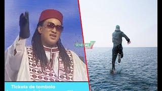 Dernière minute : Kounkandé décide de marcher sur la mer