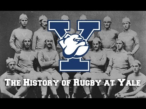 The History of Rugby At Yale