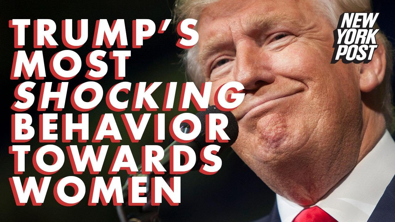 The Shocking Things Trump Has Said About Women - Youtube-4770