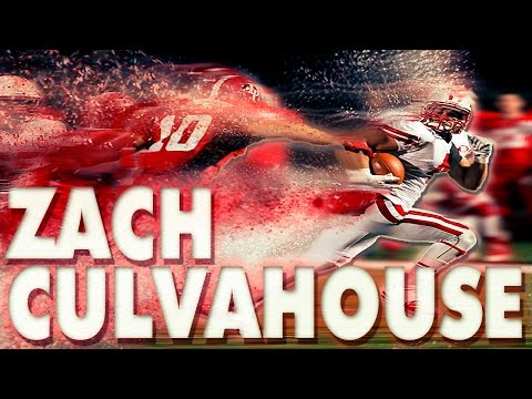 Zach Culvahouse | Senior | Wide Receiver | Wittenberg University | 2015-2016 Football Highlights