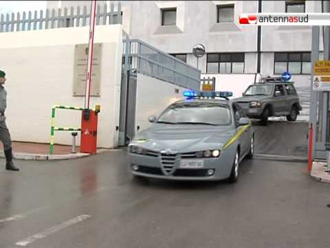 TG 27.10.10 Una talpa disse ad Agostino Giordano che sarebbe stato arrestato
