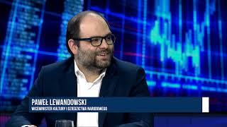 P. LEWANDOWSKI (WICEMINISTER MKiDN) - FILM, STUDIA FILMOWE I GRY VIDEO
