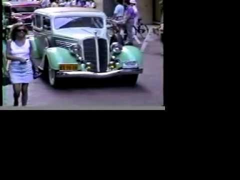 boston city hall antique cars 3  7-3-88