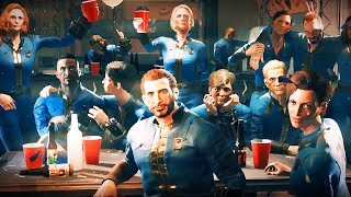 FALLOUT 76 -  Opening Cinematic Intro Trailer 2018  (PS4, XB1, PC)
