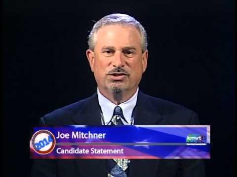Mountain View Los Altos High School Board Candidate Statements - Joe Mitchner