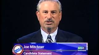 Mountain View Los Altos High School Board Candidate Statements - Joe Mitchner