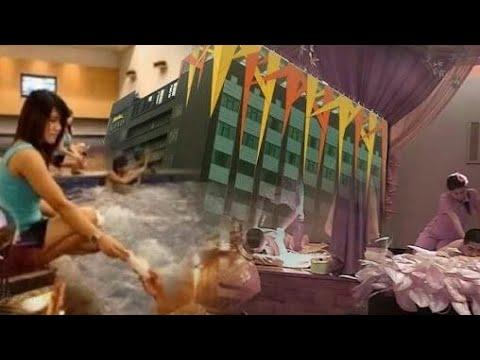 NEXTTERBARU Dj perawan hotel alexis Lantai 7  surga dunia