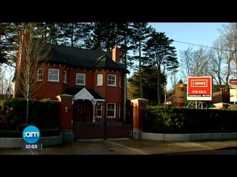 Aldington House, Foxrock on Sunday am