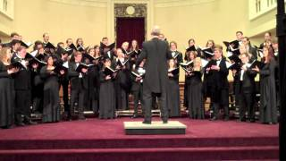 Hear My Prayer, O Lord by Henry Purcell and Sven-David Sandstrom