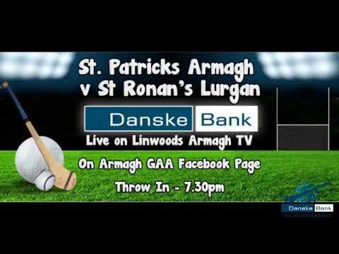 Danske Bank MacRory Semi Final St Patricks Armagh V St Ronans Lurgan 230218