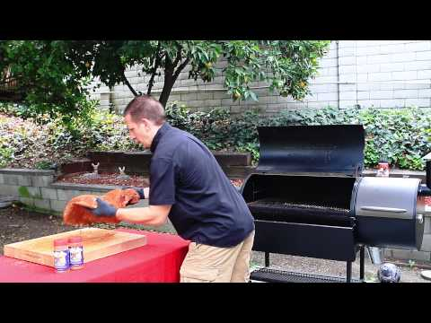 How To Cook Hamburgers On a Traeger without Flipping Them ...