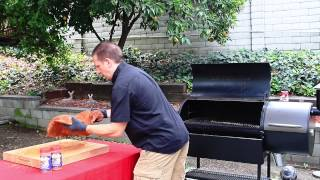 How to Smoke a Brisket - Traeger Grill
