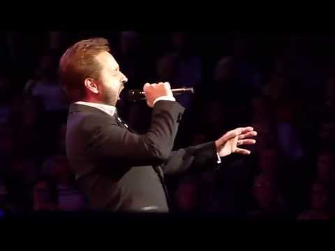 Alfie Boe 'Wheels Of A Dream' at the Royal Albert Hall 04.06.14 HD