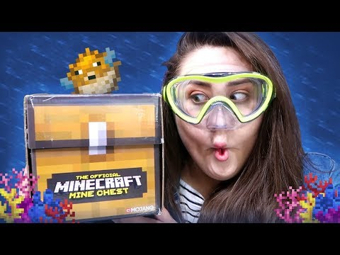 Shipwreck Mine Chest Unboxing