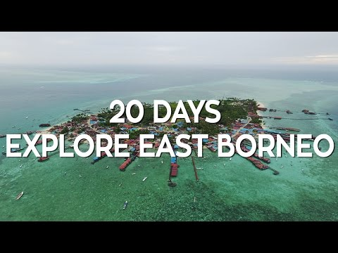 20 DAYS EXPLORE EAST BORNEO, INDONESIA