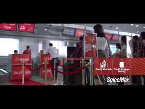 SpiceJet TVC - SpiceMax