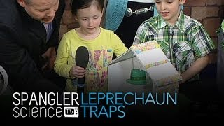 Leprechaun Traps - Cool Science Experiment