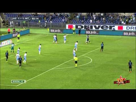 Stagione 2014/2015 - Lazio vs. Inter (1:2)