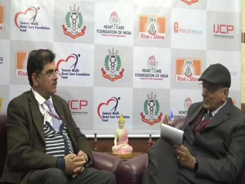 Contemporary Men's Health with Dr Rajeev Sood, President Urology Society of India