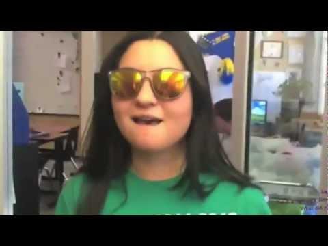 Creekview Ranch Middle School 8th Grade Lip-Dub 2012