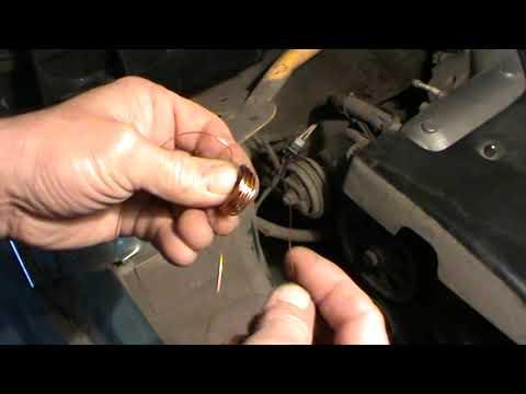 Полезный совет. Запуск двигателя c неисправным ДПКВ, датчиком положения коленчатого вала.