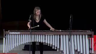 Puente Marimba: De la tradición a la novedad | Carmen Alfaro Méndez | TEDxPuraVida