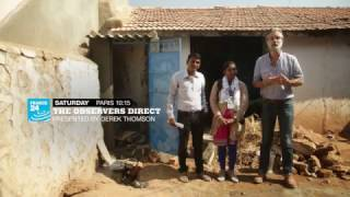The Observers Direct   The 'Dirt Carriers' of Gujarat  India's Forgotten People
