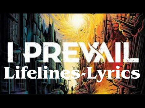 I Prevail- lifelines lyrics video