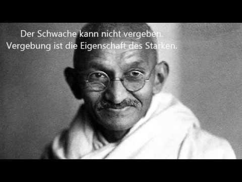 Mahatma Gandhi - Weisheiten einer großen Persönlichkeit