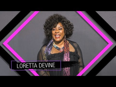Thursday on 'The Real': Loretta Devine and Meta Golding