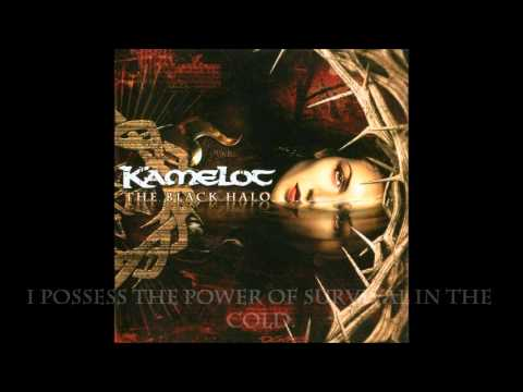 Kamelot - The Black Halo Lyrics Video