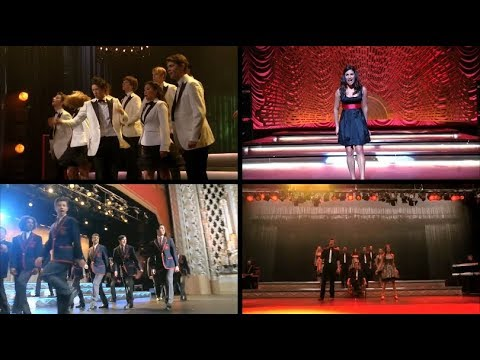 Best Glee Competition Songs