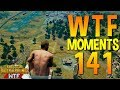 PUBG WTF Funny Moments Highlights Ep 141 (playerunknown's battlegrounds Plays)