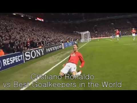 Download CR7 VS THE BEST GOALKEEPERS IN THE WORLD