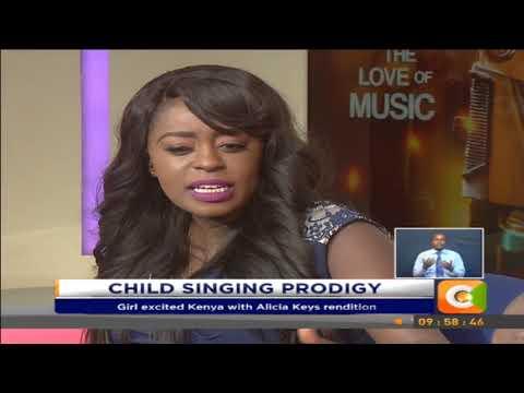 Citizen Weekend | Amani Gracious:Child singing prodigy #CitizenWeekend