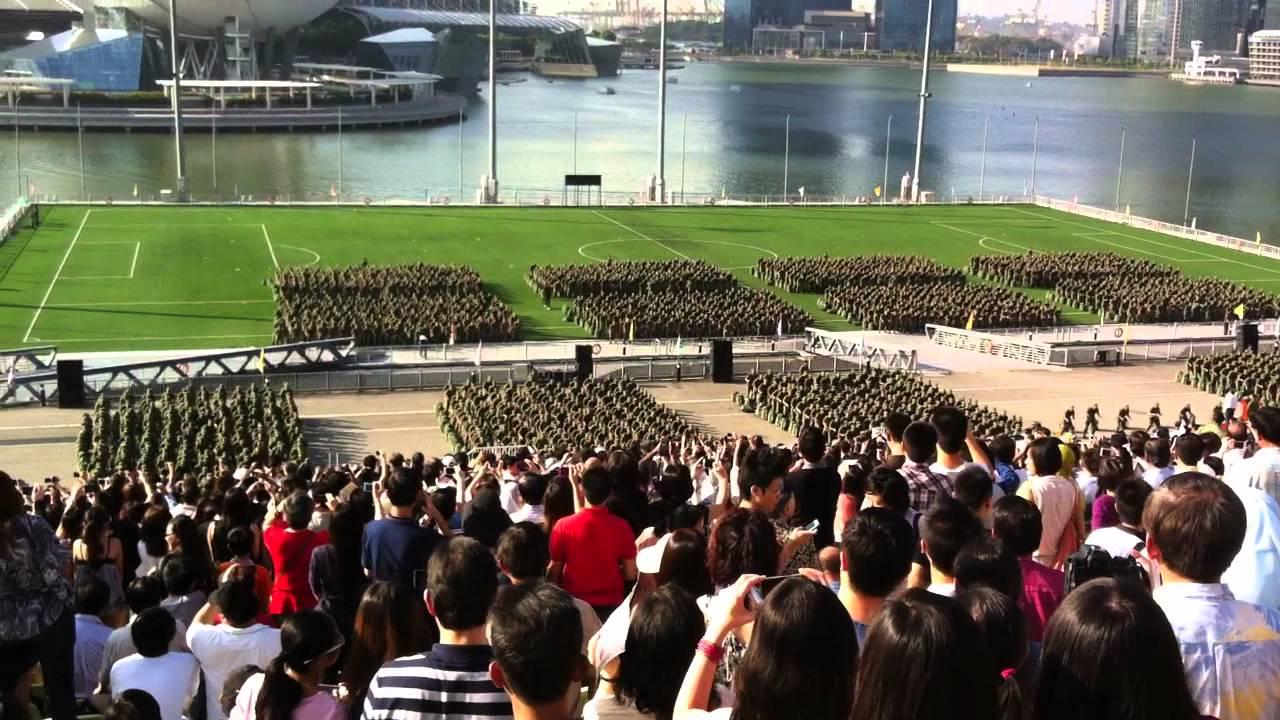 Passing Out Parade 2012 Jan 7 BMTC School Final Roar