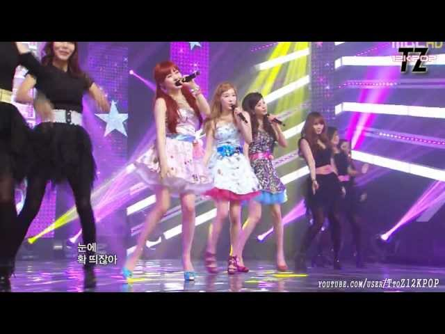 TaeTiSeo(태티서) - TWINKLE 트윙클 Stage Mix~~!!
