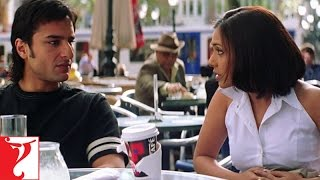 Scene: Hum Tum | Rhea says you guys are sick! | Saif Ali Khan | Rani Mukerji
