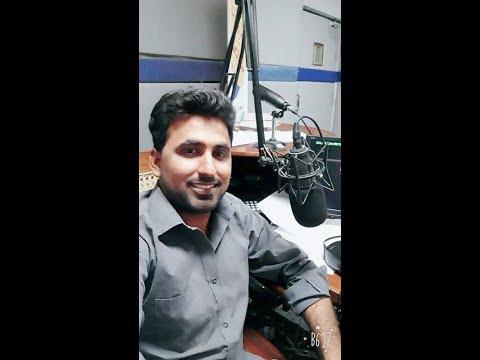 Rj Kazim  | How To Start Radio Show  | Indian and pakistani Radios