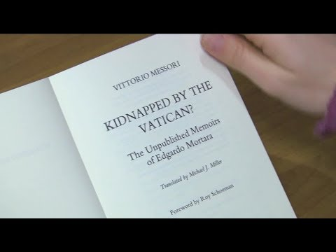 """Vatican's unresolved """"kidnapping"""" case unraveled in new book"""