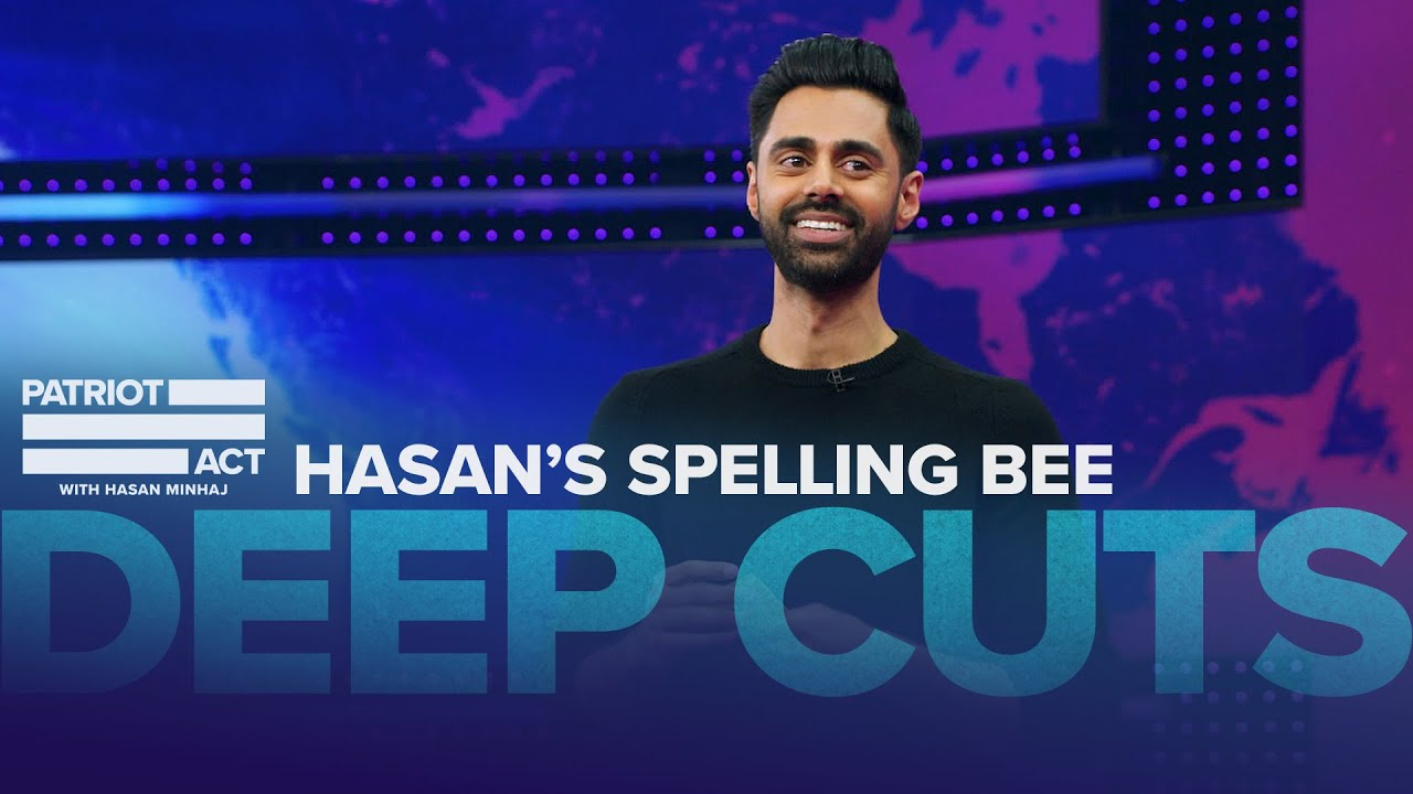 Hasan Has Suggestions for Celebrating Eid | Deep Cuts | Patriot Act with Hasan Minhaj | Netflix